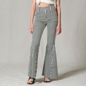Striped bell bottoms. New with tags!